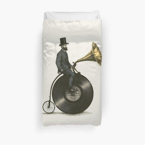 Music Man Duvet Cover