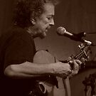 Andy Irvine by Marina Hurley