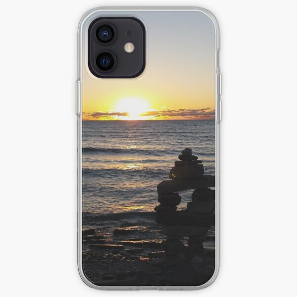 Southern Inukshuk iPhone Soft Case