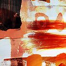 Hot Stuff Two Digital Collage/Painting-Print by Jenny Meehan by Jenny Meehan