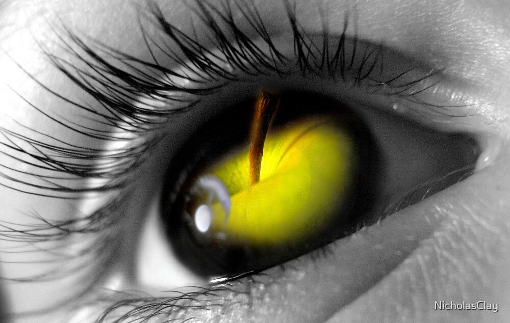 Apple Of My Eye by NicholasClay