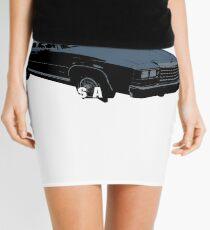 Minifalda Sabotaje Beastie Boys Car Tshirt