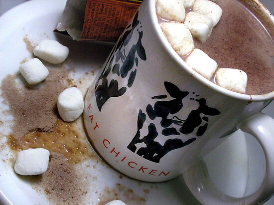 Cocoa and Coffee Moooooves Me by Carla Wick/Jandelle Petters