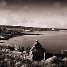 Berneray: Bay View by Kasia-D