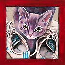 Squirt the Cat by Julie Ann Accornero