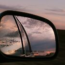 Texas in Your Rear View Mirror by Susan Russell