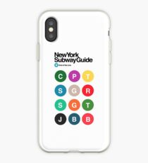 the end of the line iPhone Case