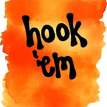 Hook 'Em by alexavec