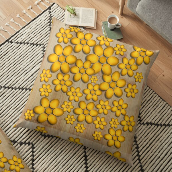 Floret Floor Pillow