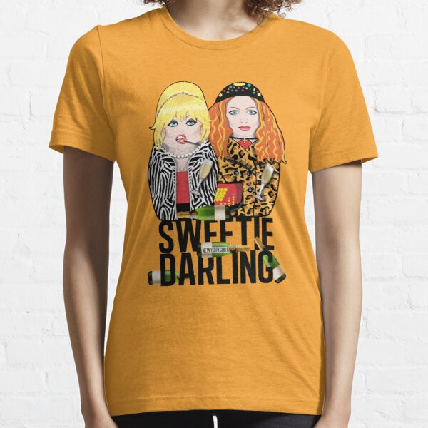 Sweetie Darling - Absolutely Fabulous Dolls Essential T-Shirt