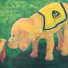 Hello - Cci Puppy Series by Donald Ryker