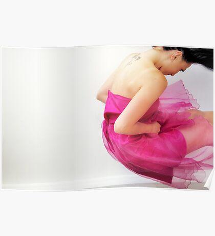 Pink Fun Poster