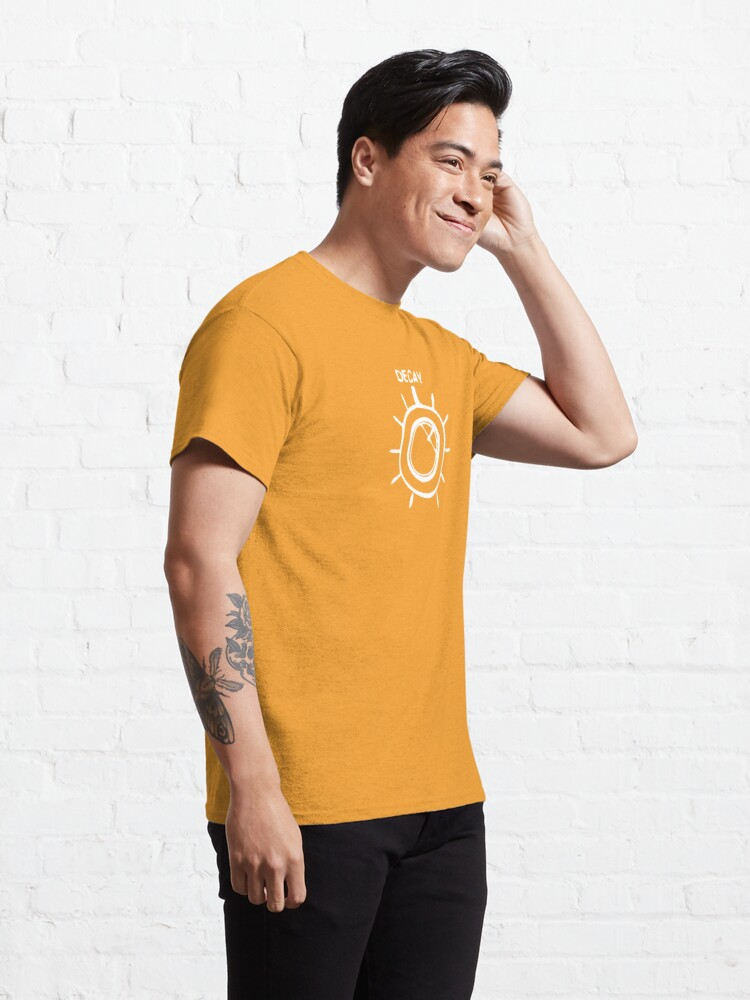 Alternate view of Decay Of The Jackulator Classic T-Shirt