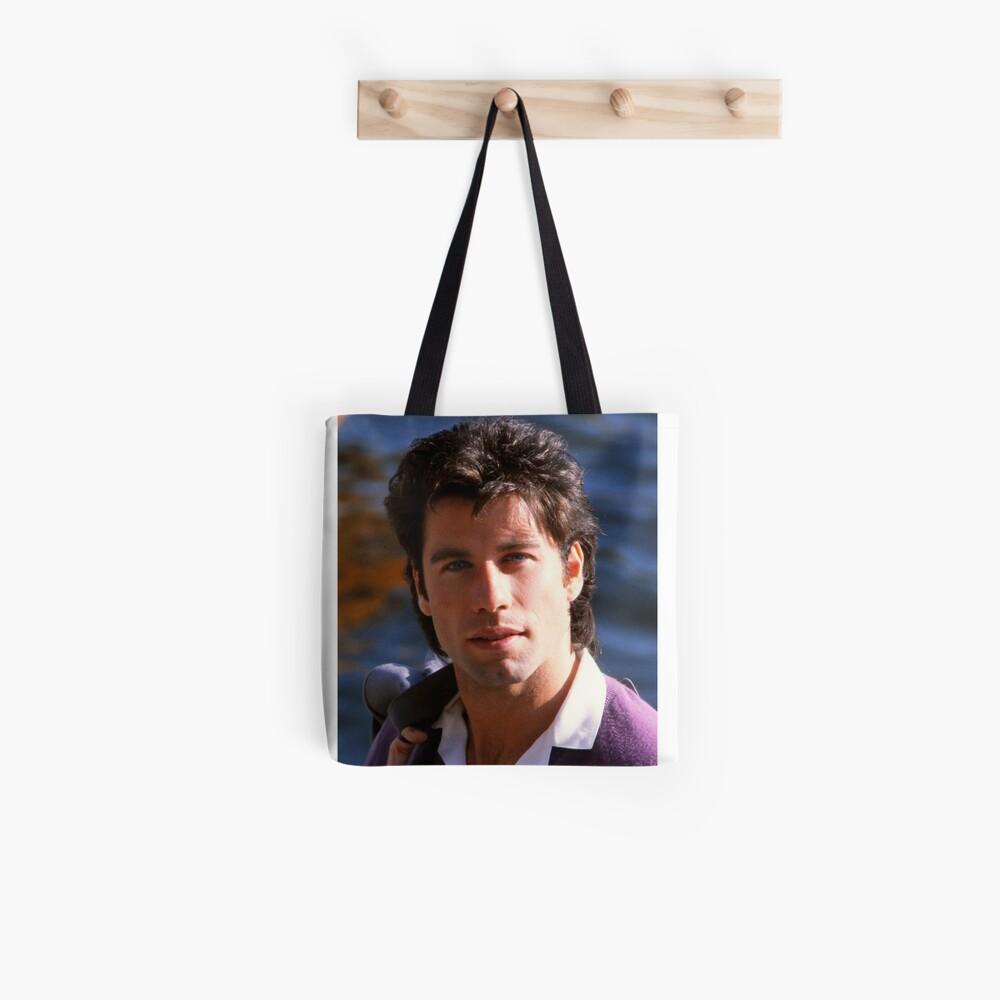 John Travolta Tote Bag