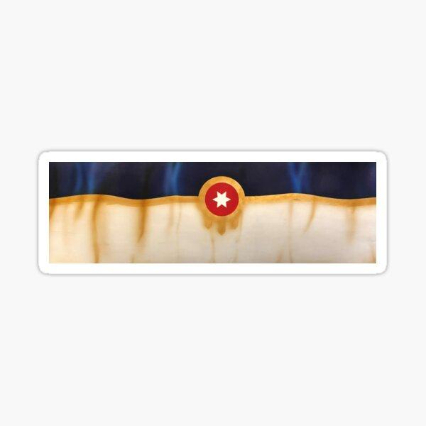 New Tulsa Spirit Sticker