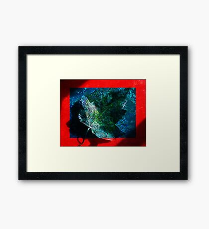 Intermezzo 2 Framed Print