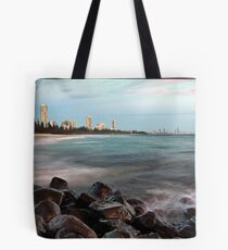 Australia Day Sunrise - Burleigh Heads Tote Bag