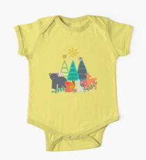 summer woodland Kids Clothes