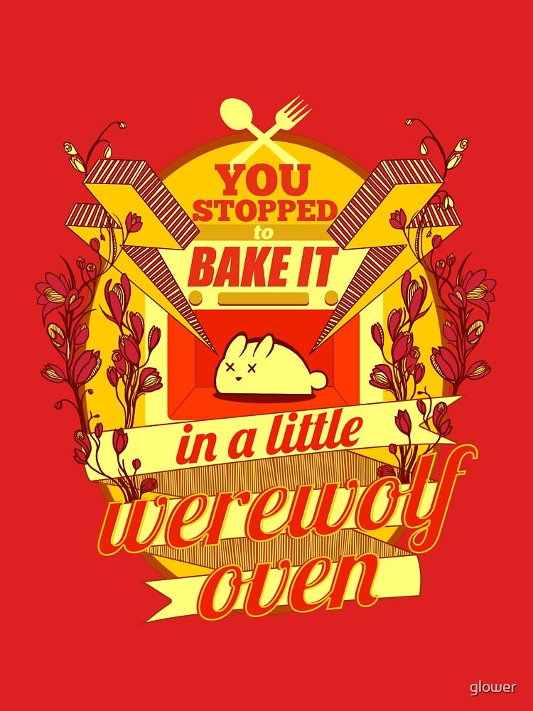 A Little Werewolf Oven! | Unisex T-Shirt