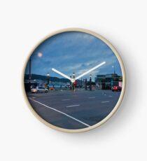 Wellington City Intersection Clock