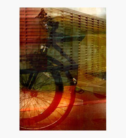 Alternate transportation Photographic Print
