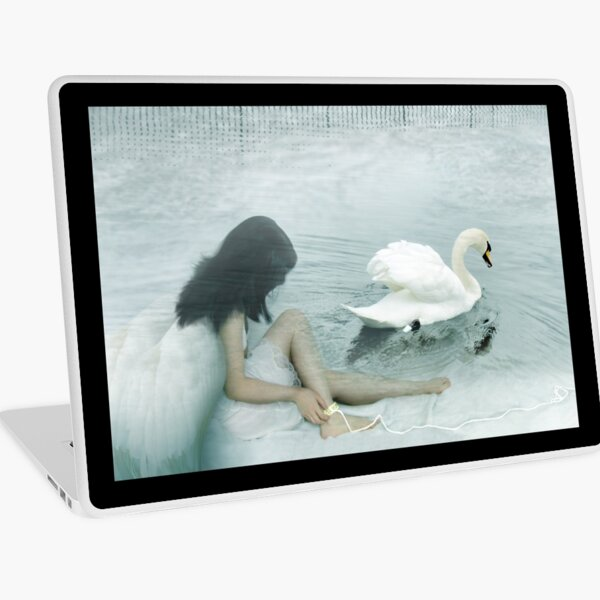 Captive Angel Laptop Skin