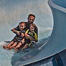 Water slide by awefaul