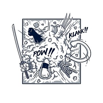 Epic Fight by Stevenmono