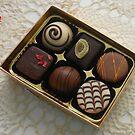 Assorted Belgian Chcolates by Kathryn Jones