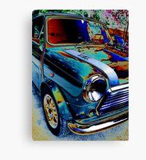 Colourful Mini Canvas Print