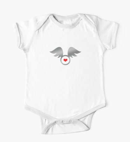Flying Heart Kids Clothes