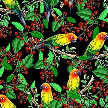 Tropical Garden by eduardodoreni
