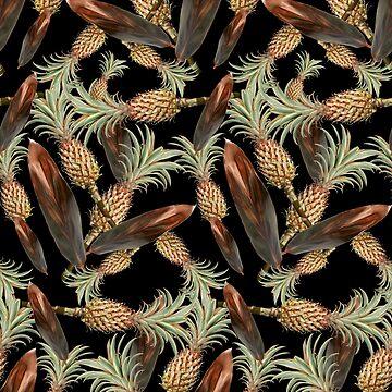 Pineapples by eduardodoreni
