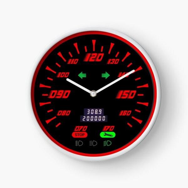 Speedometer Sports car wall clock Clock