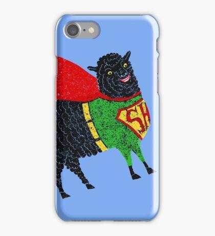 Superhero  Sheep iPhone Case/Skin