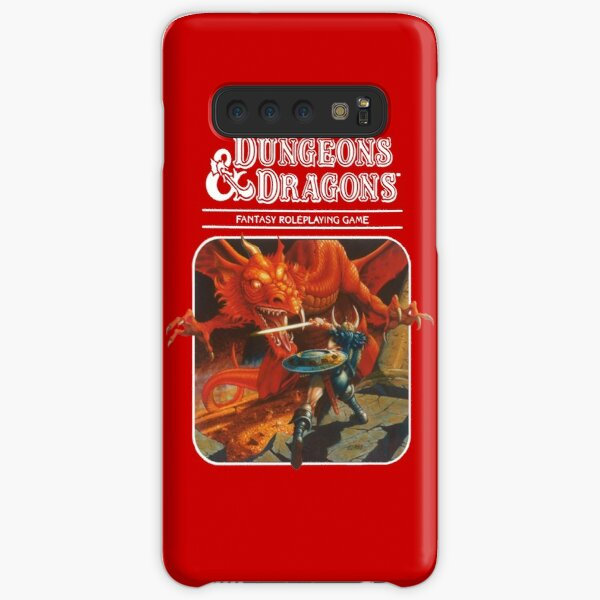 Dungeons & Dragons Samsung Galaxy Snap Case