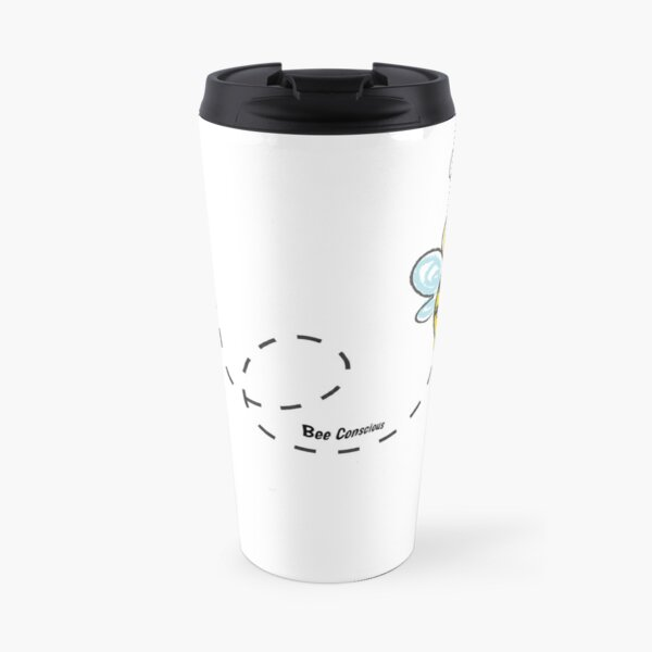 Bee Conscious  Travel Mug