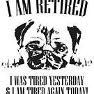 Pug dog - Funny meme by k9printart