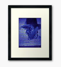 """""""Guess Who?"""" Framed Print"""