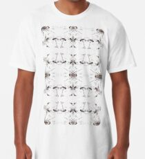 #decoration #ornate #pattern #design #art #illustration #abstract #antique #pictureframe #luxury #vertical #styles #textured #retrostyle #classicalstyle #oldfashioned #upperclass #SalvadorDali Long T-Shirt