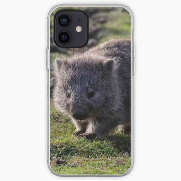 Wombat iPhone Soft Case