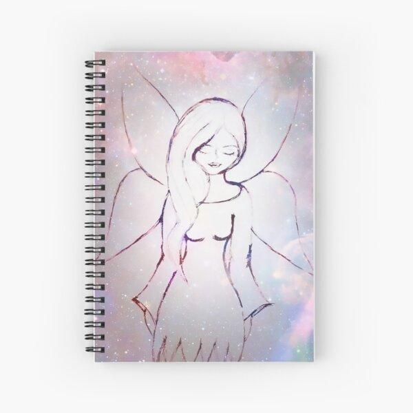 Faery Magic Spiral Notebook