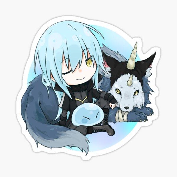 Rimuru & Ranga Sticker