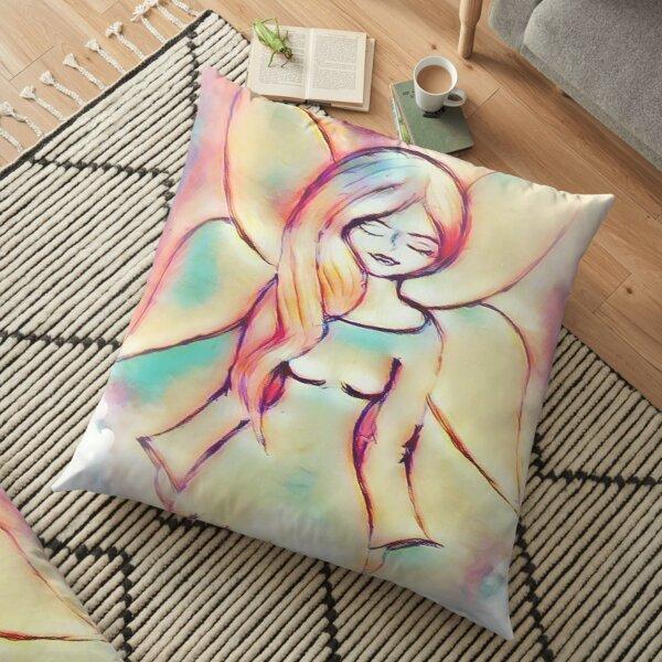 Enchanted Fairy Floor Pillow