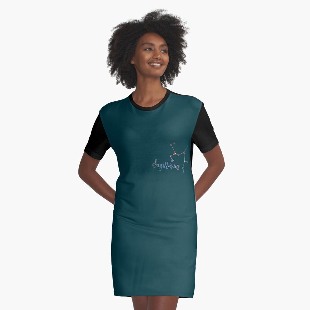 Schütze T-Shirt Kleid