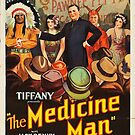 Vintage Hollywood Nostalgia The Medicine Man Film Movie Advertisement Poster by jnniepce