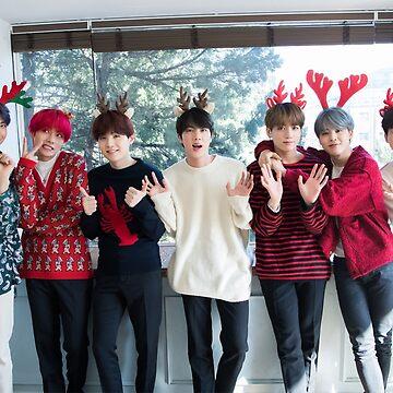 BTS Navidad - OT7 de ZeroKara