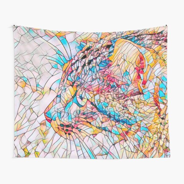 Cat Magic Tapestry
