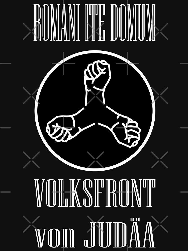 Romani Ite Domum - Volksfront von Judäa von Exilant