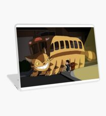 Wrong Bus Laptop Skin